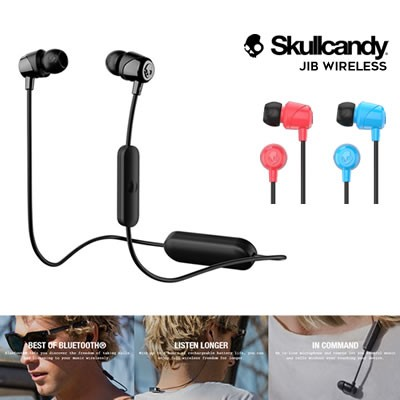 Audífonos Skullcandy Jib Wireless Bluetooth Inalámbricos