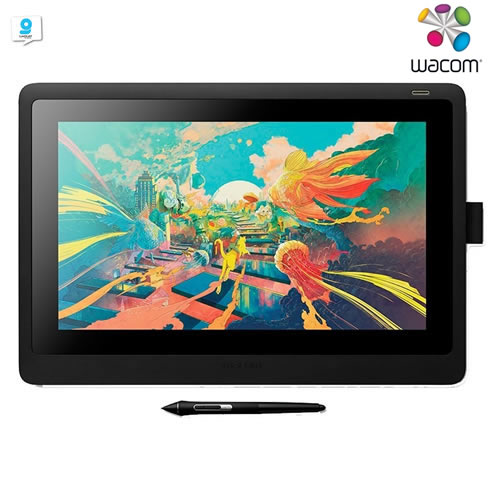 "WACOM CINTIQ 16"" TABLETA DIGITALIZADORA DTK-1660 FULL HD IPS"