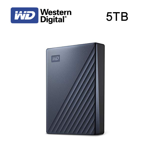 DISCO DURO EXTERNO 5TB WD MY PASSPORT WESTERN DIGITAL USB 3.2